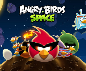 Angry Birds Space Videos