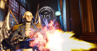 BioShock Infinite trailer unleashes animatronic George Washington