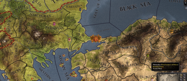 Crusader Kings II News