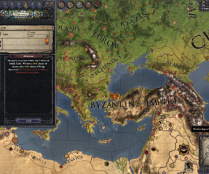 Crusader Kings II Chat