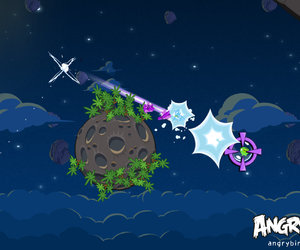Angry Birds Space Chat