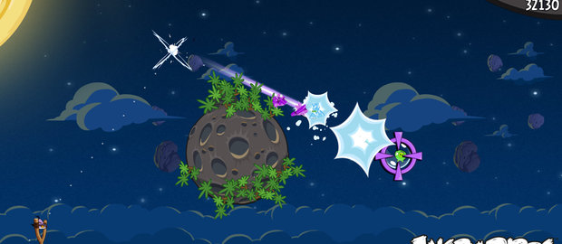 Angry Birds Space News