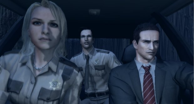 Deadly Premonition 720p screenshots
