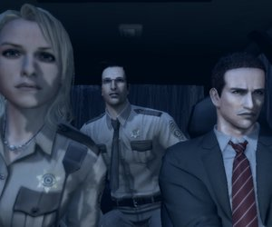 Deadly Premonition Screenshots
