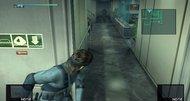 Metal Gear Solid HD Collection Vita announcement screenshots