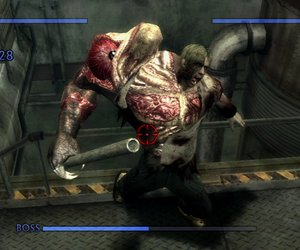 Resident Evil: Chronicles HD Collection Chat