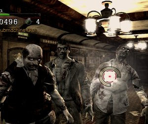 Resident Evil: Chronicles HD Collection Screenshots
