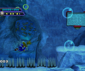 Sonic the Hedgehog 4: Episode II Screenshots