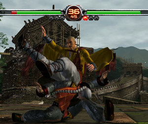 Virtua Fighter 5 Final Showdown Screenshots