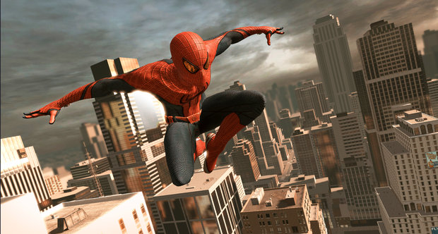 The Amazing Spider-Man Iguana screenshots
