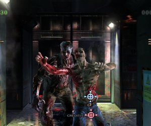 The House of the Dead 4 Screenshots