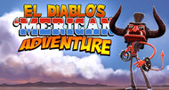 The Gunstringer El Diablos 'Merican Adventure screenshots