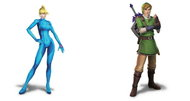 Dynasty Warriors VS getting Link and Samus costumes