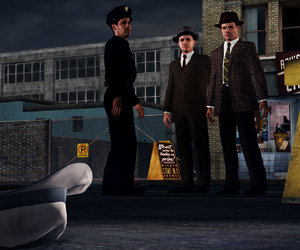 L.A. Noire DLC Bundle Chat
