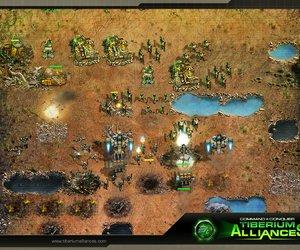 Command & Conquer Tiberium Alliances Chat