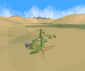 HIND: The Russian Combat Helicopter Simulation Screenshots