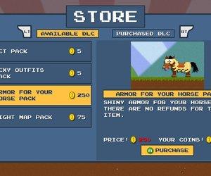 DLC Quest Screenshots
