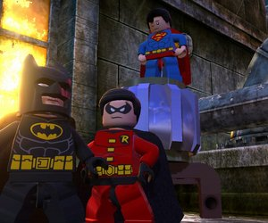 LEGO Batman 2: DC Super Heroes Chat