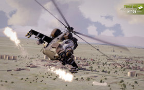 Take on Helicopters Screenshot from Shacknews