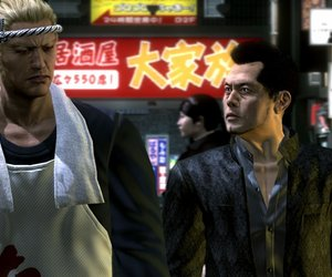 Yakuza: Dead Souls Files