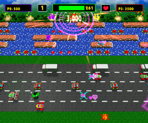 Frogger: Hyper Arcade Edition Chat
