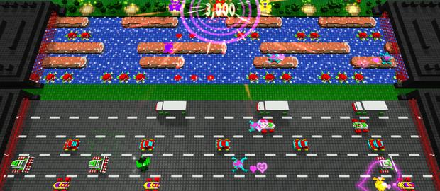 Frogger: Hyper Arcade Edition News