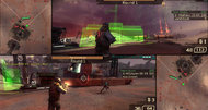 Starhawk to support two-player split-screen