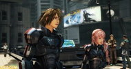 Final Fantasy XIII-2 getting Mass Effect 3 costumes