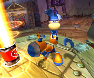 Rayman 3 HD Screenshots