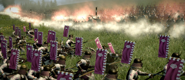Total War: Shogun 2 - Fall of the Samurai News