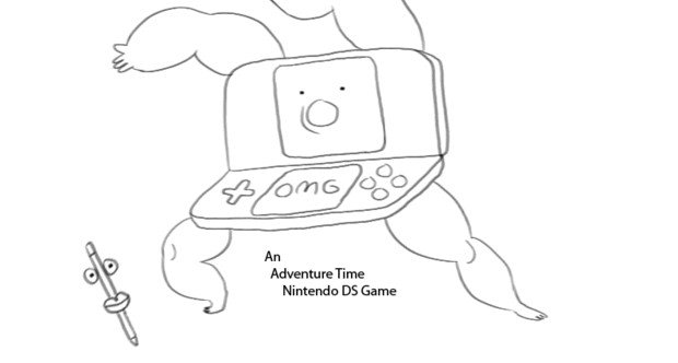 Adventure Time for DS