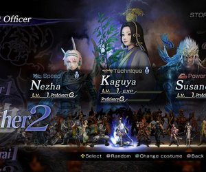 Warriors Orochi 3 Files