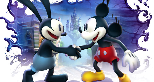 Epic Mickey 2 Art