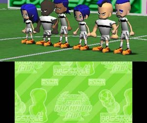Arc Style: Soccer 3D Screenshots