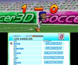 Arc Style: Soccer 3D Files