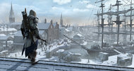 Assassin's Creed 3 trailer shows off AnvilNext engine