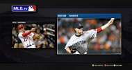 MLB.TV screenshots