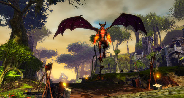 Guild Wars 2 closed beta screenshots