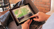 Baldur's Gate Enhanced on iPad