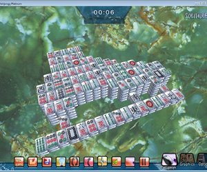 Mahjongg Platinum 5 Deluxe Screenshots