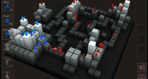 Indie Jeff's Weekly Pick: Cubemen