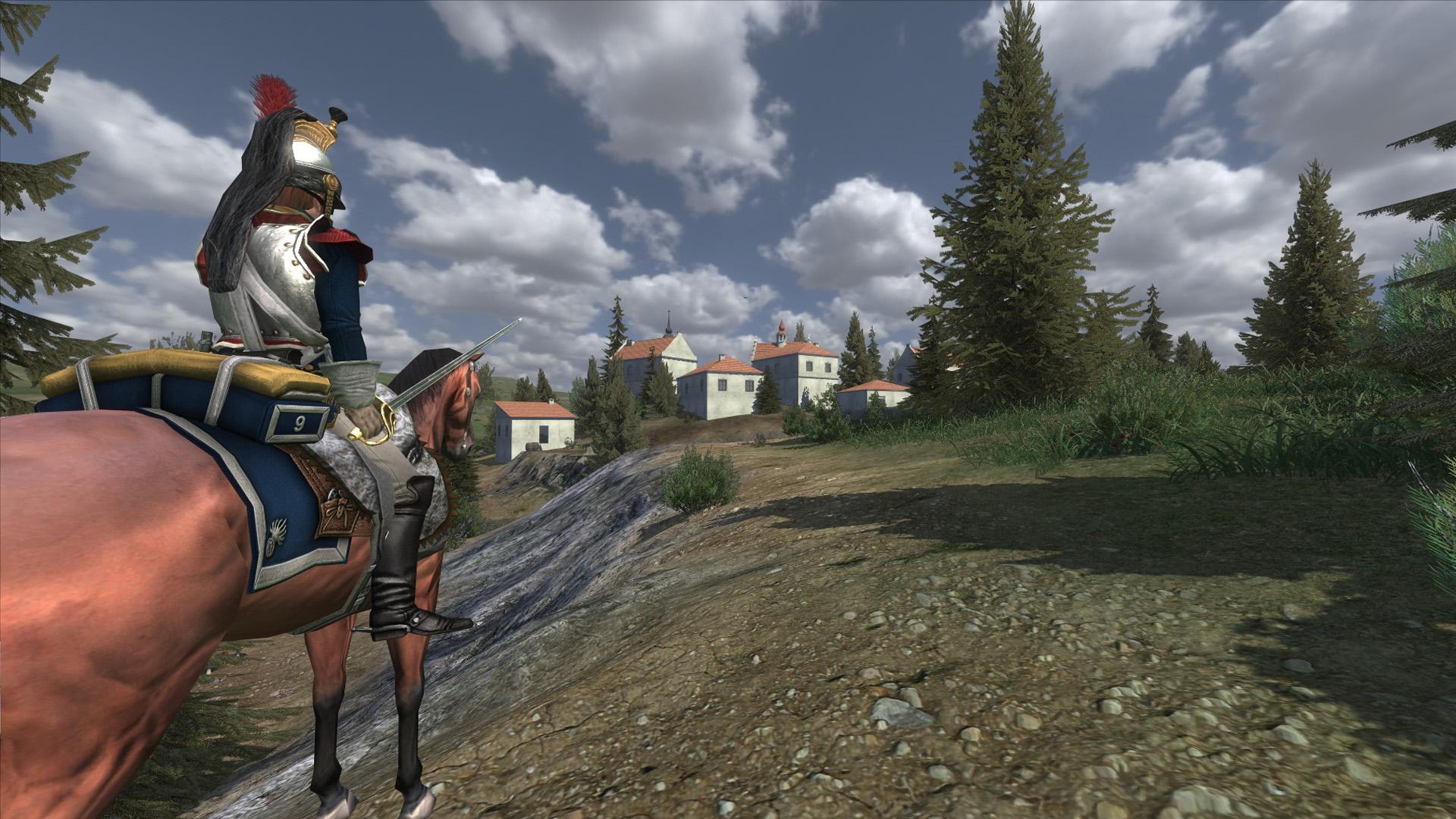 Наполеоновские войны / Mount & Blade Warband.