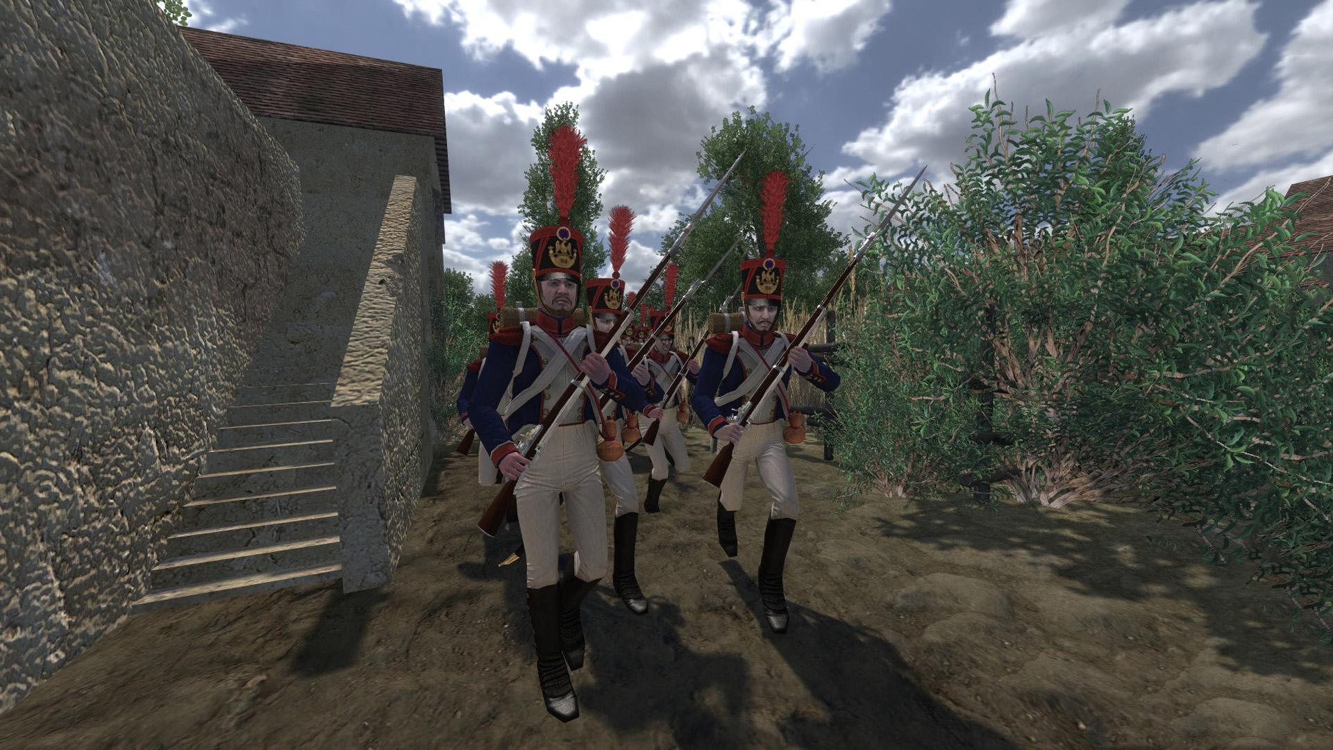 Моды mount blade napoleonic wars.