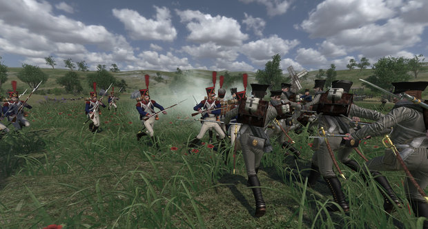 Mount & Blade Warband: Napoleonic Wars screenshots