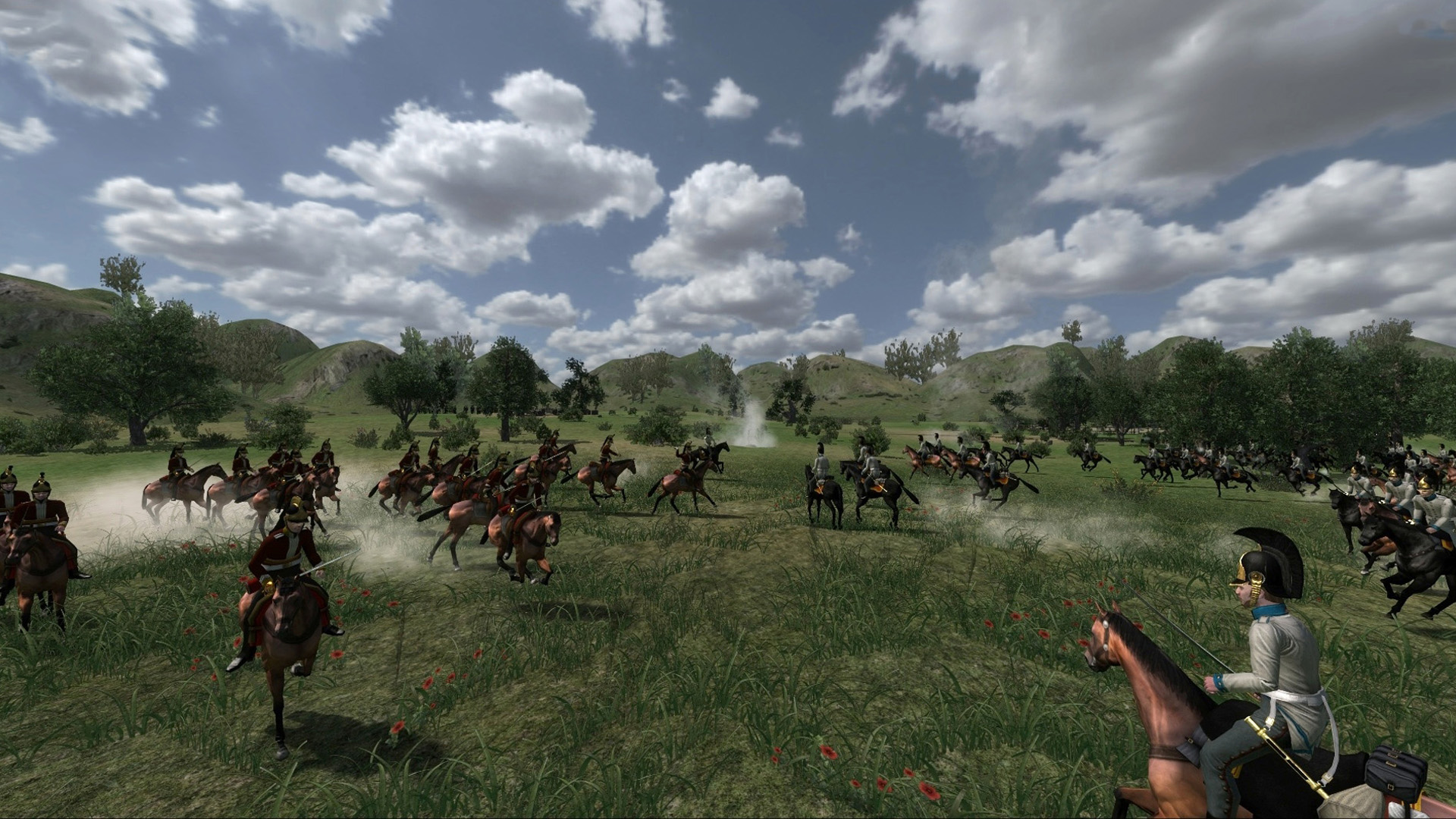 Mount & Blade Warband Napoleonic Wars (DLC) Screenshot.
