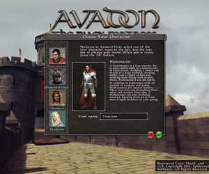 Avadon: The Black Fortress Files