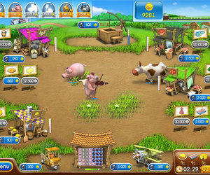 Farm Frenzy 2 Chat