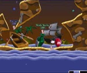 Worms 2 Screenshots