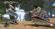 Way of the Samurai 4 announcement screenshots