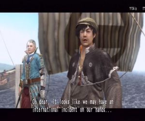 Way of the Samurai 4 Chat